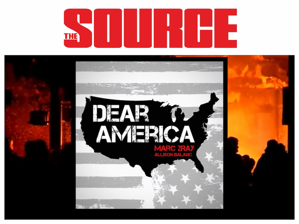 Marc 2Ray The Source - Dear America